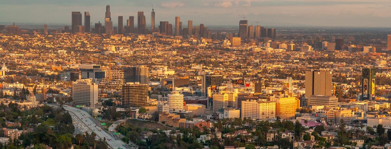 Los Angeles Mulholland Drive Amoeba Blog Titel