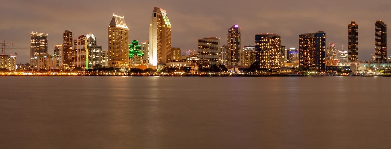San Diego Skyline Blog Titel