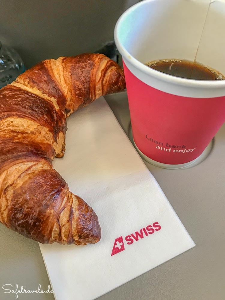 Snack bei Swiss