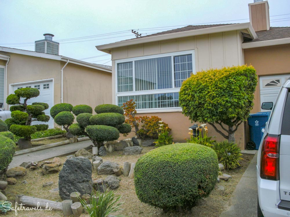 Unser Haus in Daly City
