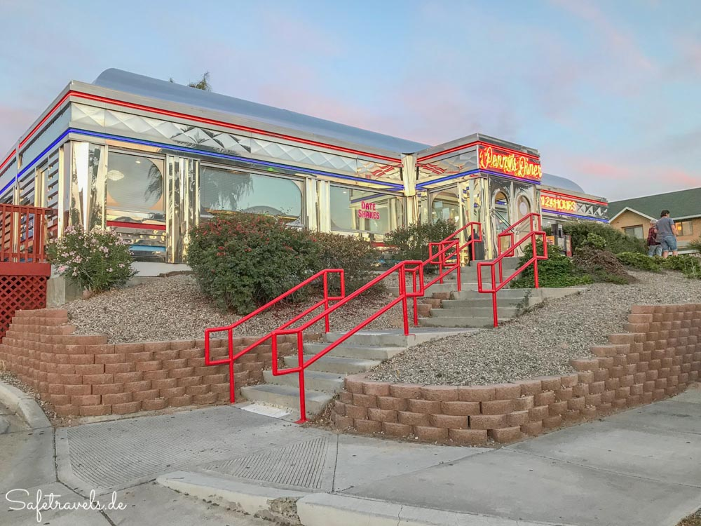 50ies Style Diner in Yuma