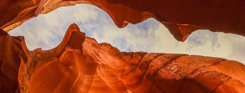 Antelope Canyon Blog Titel