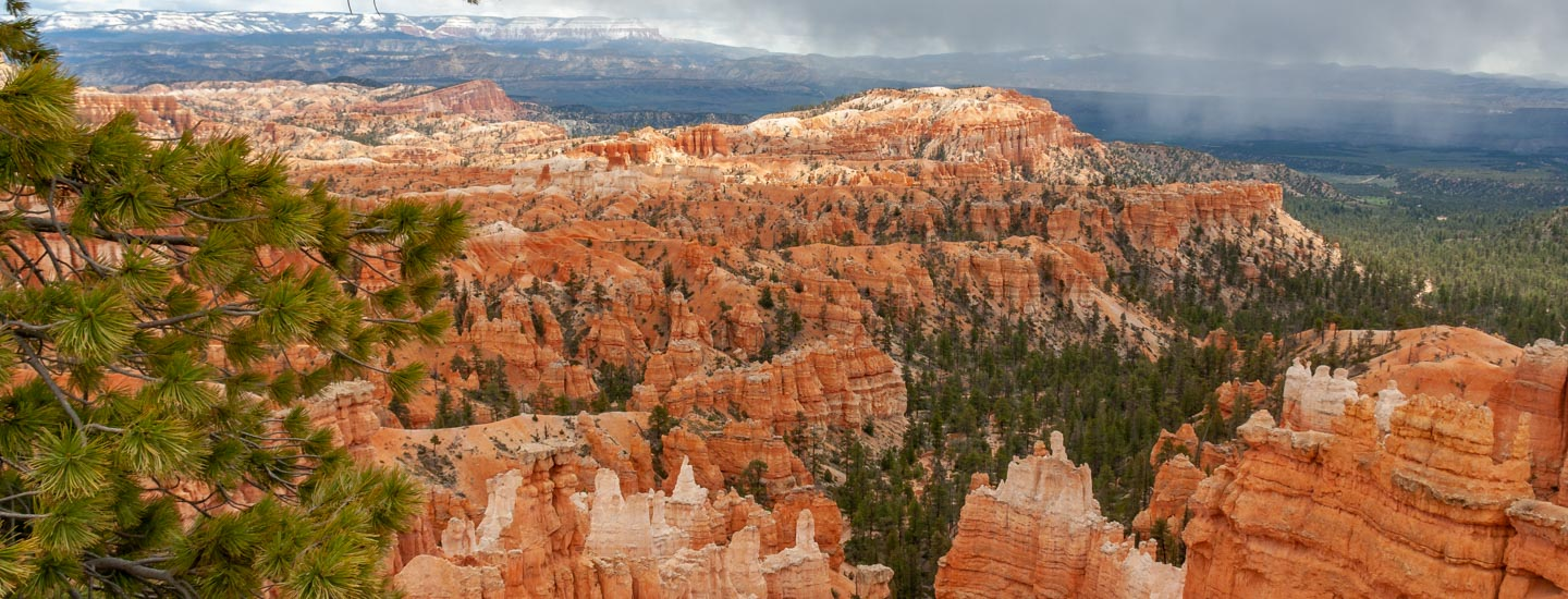 Bryce Canyon Blog Titel