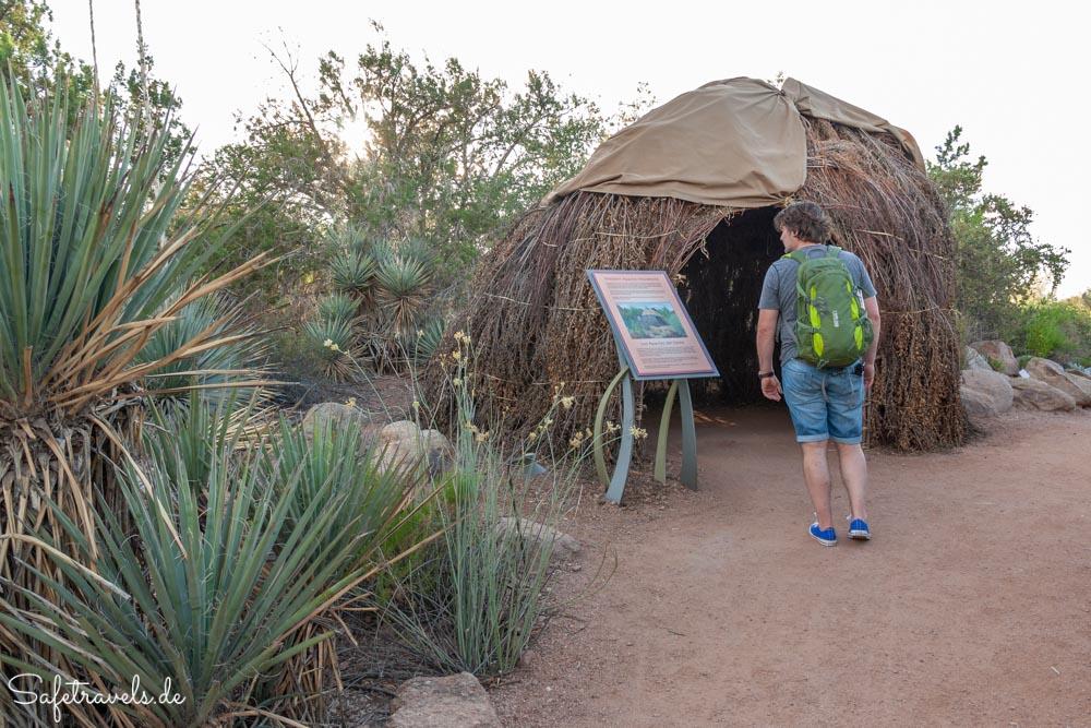 Desert Botanical Garden - Ausstellung