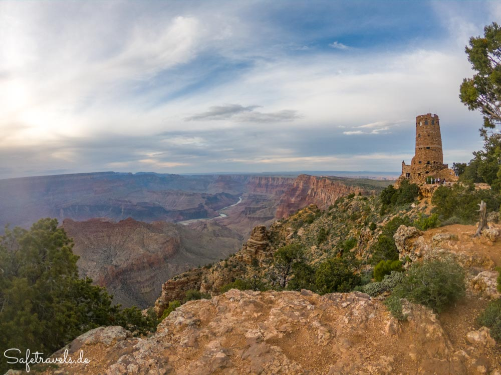 Grand Canyon - Desert View Panorama