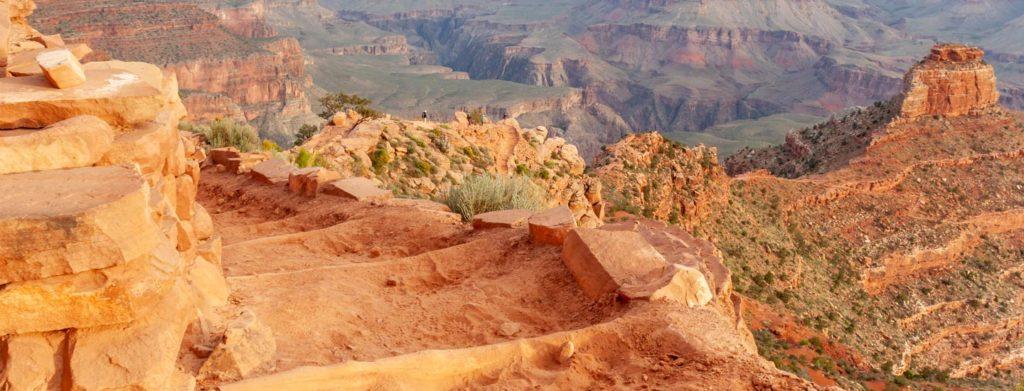 Grand Canyon Wanderung – auf dem South Kaibab Trail bis Cedar Ridge