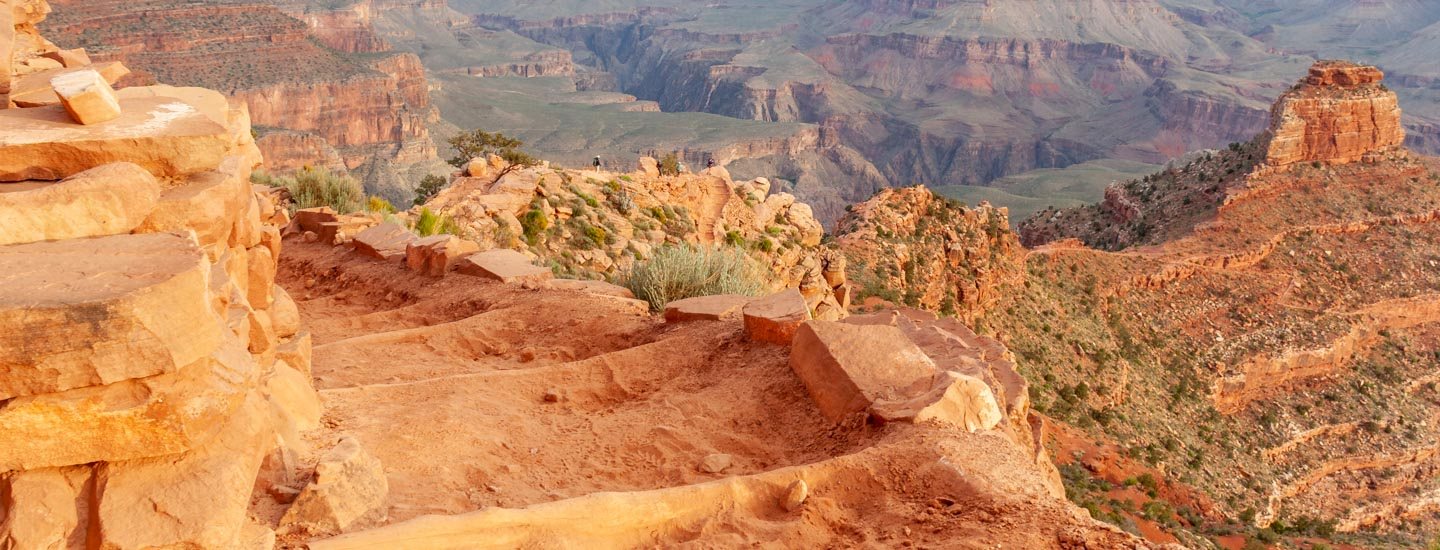 Grand Canyon South Kaibab Trail Blog Titel