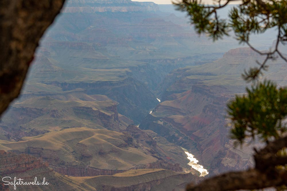 Grand Canyon South Rim - Lipan Point
