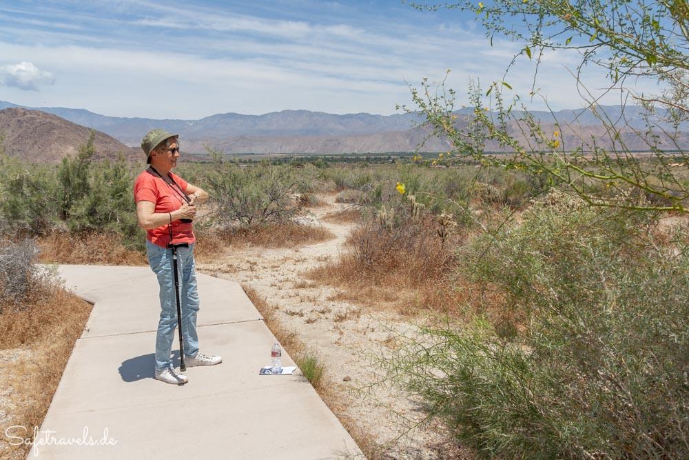 Im Anza Borrego Desert State Park