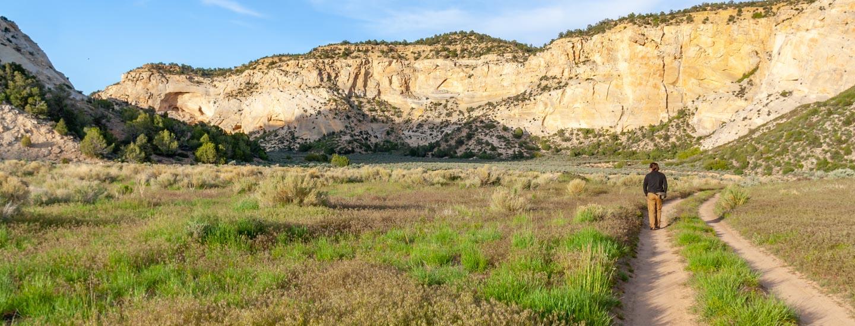 Johnson Canyon Kanab Blog Titel
