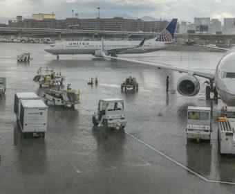 Las Vegas Mc Carran Airport Blog Titel
