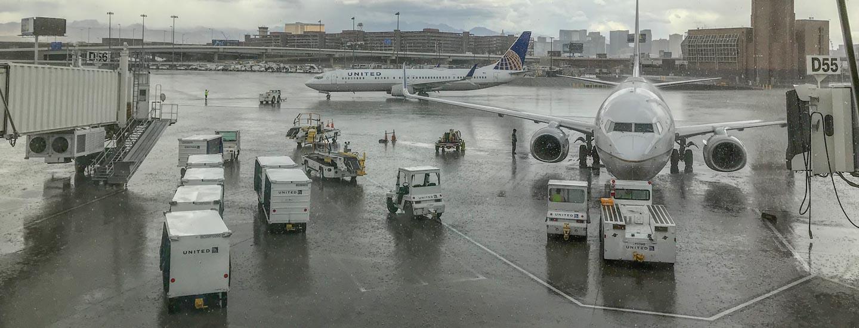 USA 2019 – Abflug von Las Vegas und Heimreise