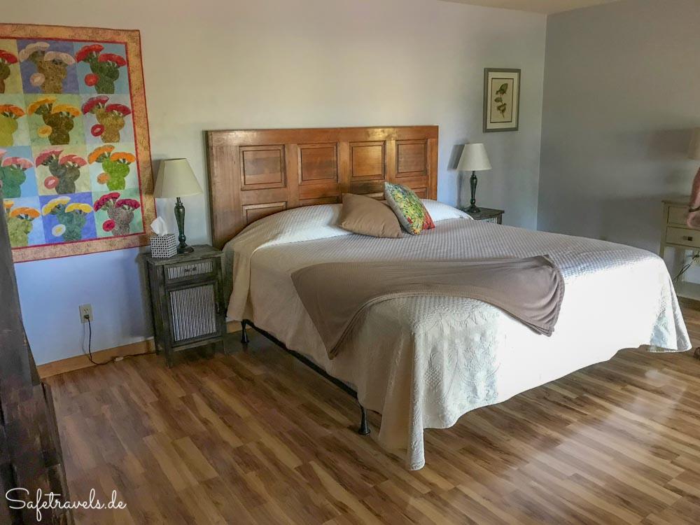 Lazy C Homestead - Schlafzimmer 1