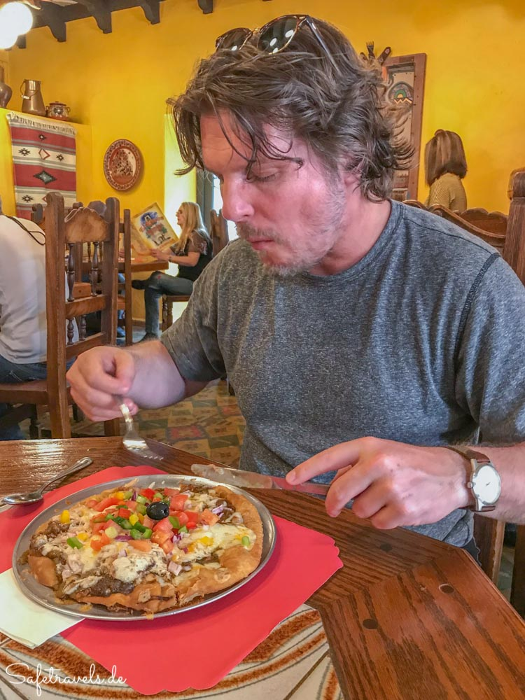 Leckeres Essen im El Rincon Mexican Restaurante in Sedona
