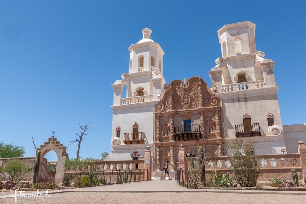 Missionskirche San Xavier del Bac
