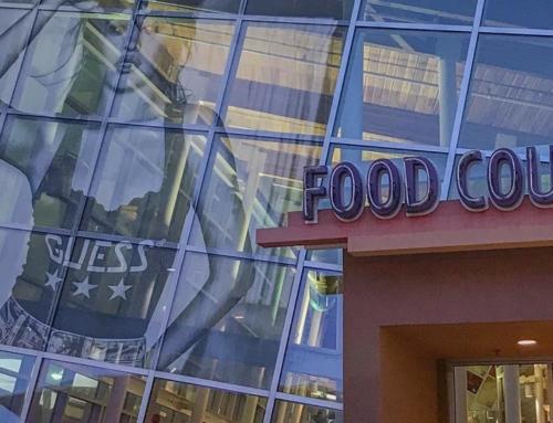 Las Vegas – Aria Buffet und Premium Outlets