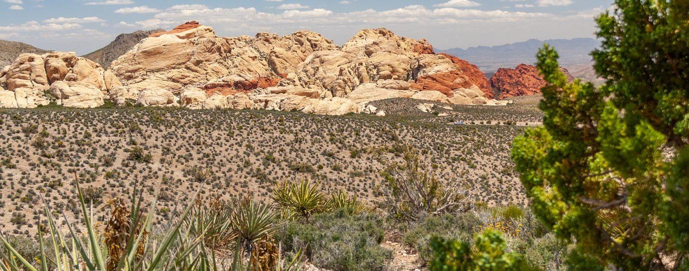 Red Rock Canyon Las Vegas Blog Titel