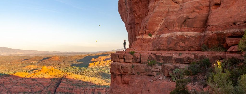 Cathedral Rock Trail – Sedonas schönster Sonnenaufgang