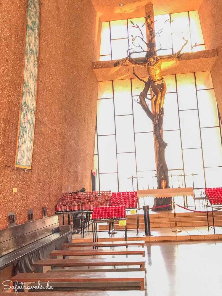 Sedona - In der Chapel of the Holy Cross