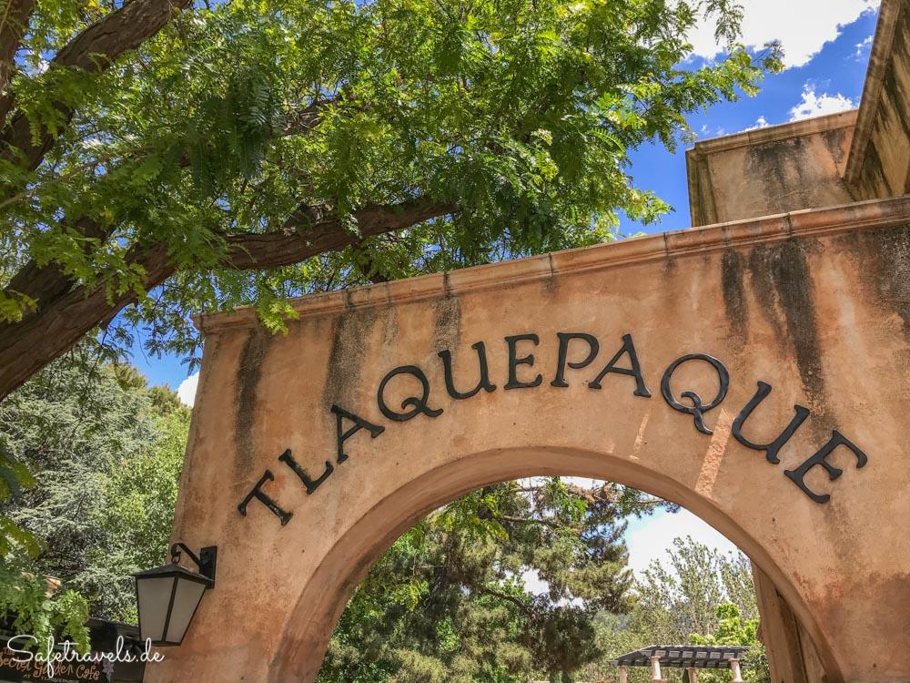 Tlaquepaque Arts & Shopping Village in Sedona