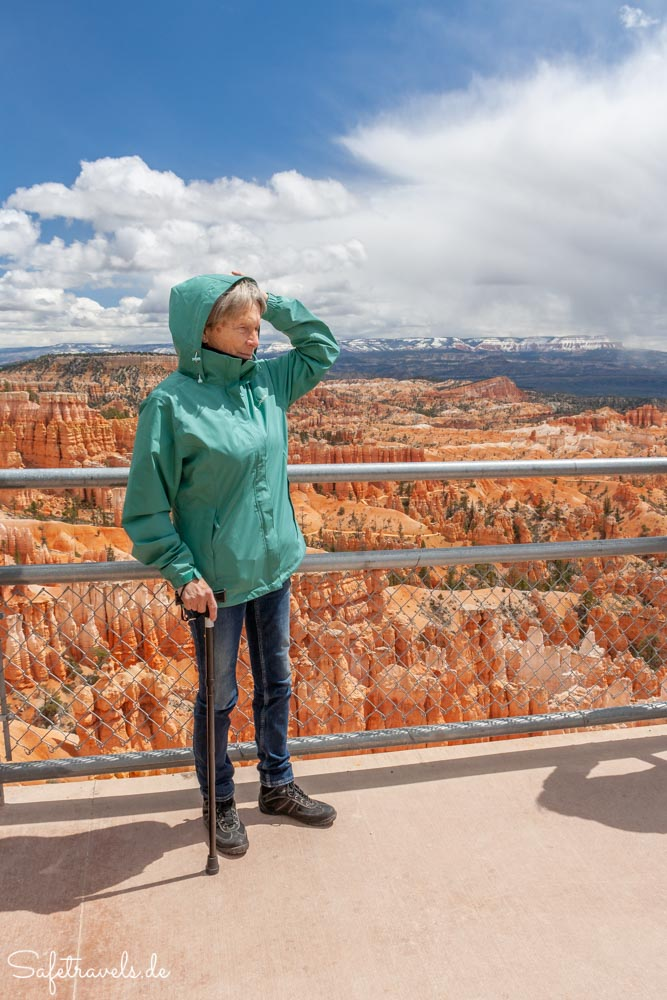 Bryce Canyon - ein sonniger Moment