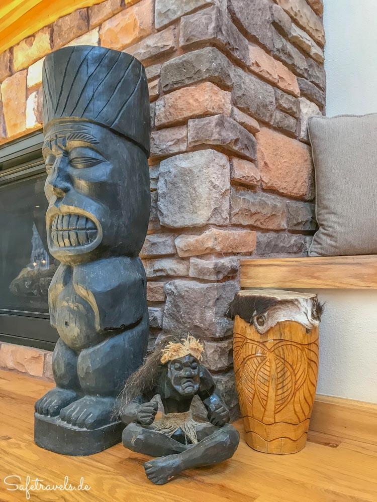 Burro Flats High Desert Lodge - liebevolle Details