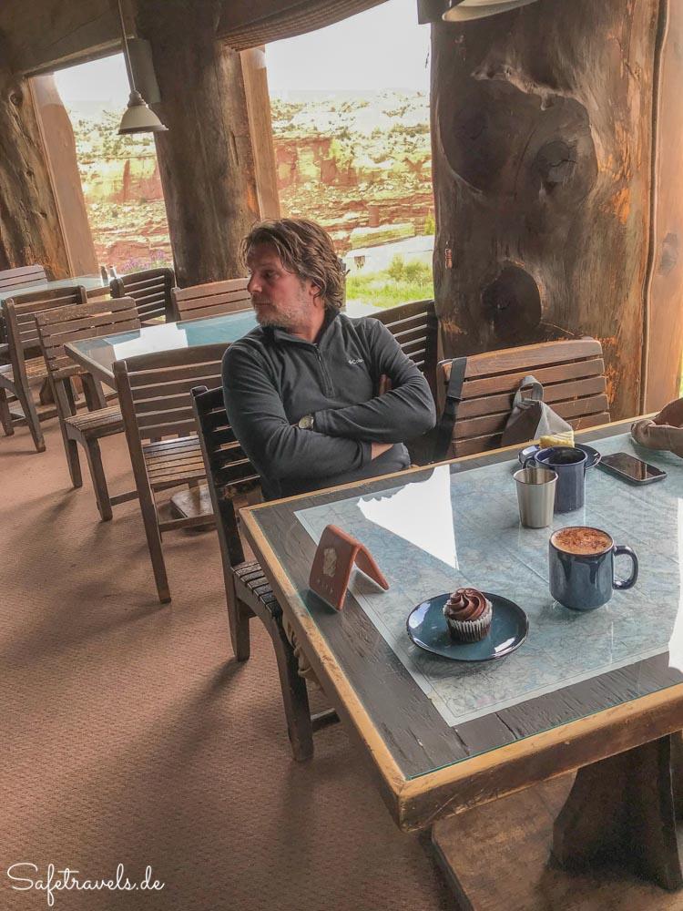 Kiva Koffeehouse - aufwärmen und entspannen
