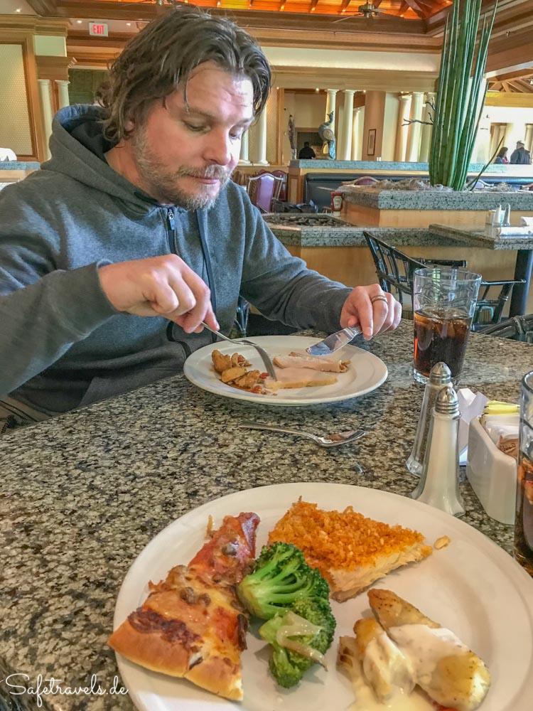 Las Vegas - Bayside Buffet - Lunch