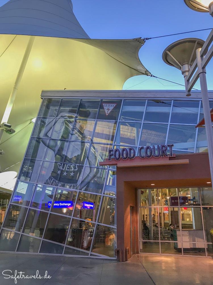 Las Vegas Premium Outlets North - Food Court