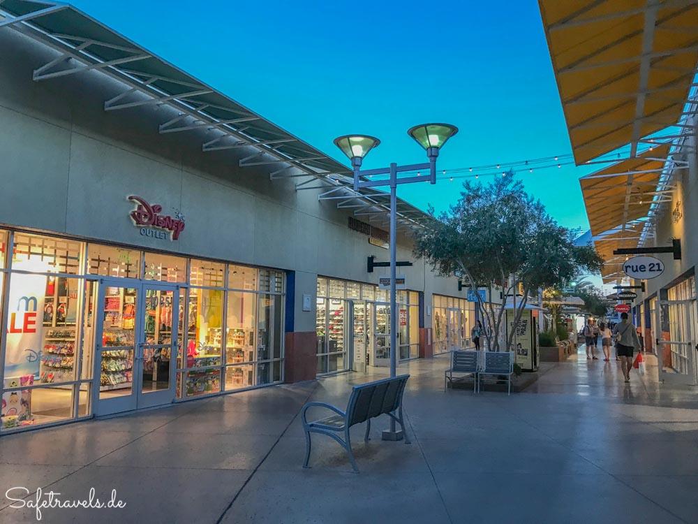 Las Vegas Premium Outlets North - typisches Bild