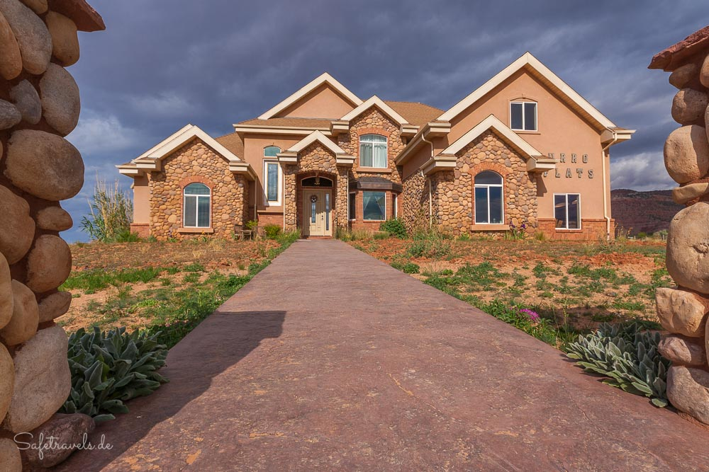 Willkommen in der Burro Flats High Desert Lodge