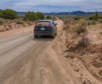 Cottonwood Canyon Road Utah Blog Titel