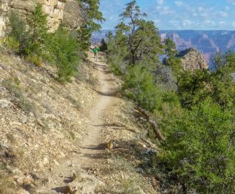 Grand Canyon Grandview Trail Blog Titel