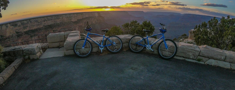 Grand Canyon Fahrradtour – mit dem Fahrrad den South Rim entdecken