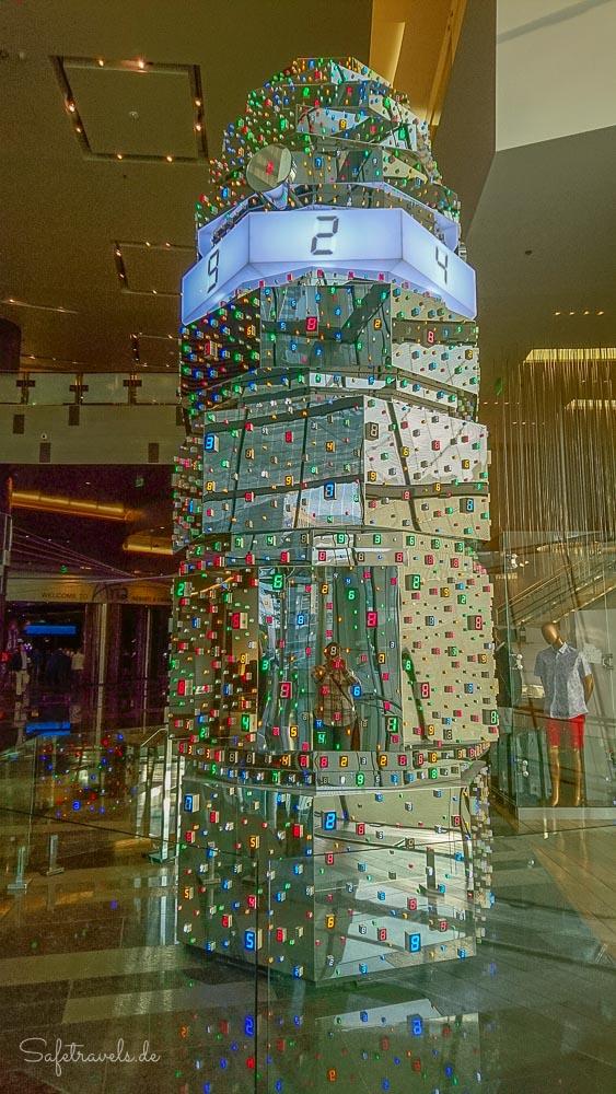 Las Vegas Aria Hotel - Kunstobjekt