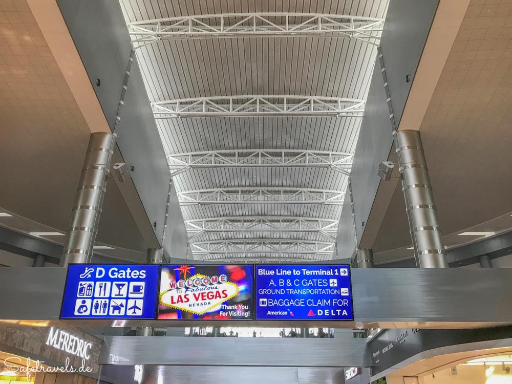 Las Vegas - Mac Carran Airport Terminal 3