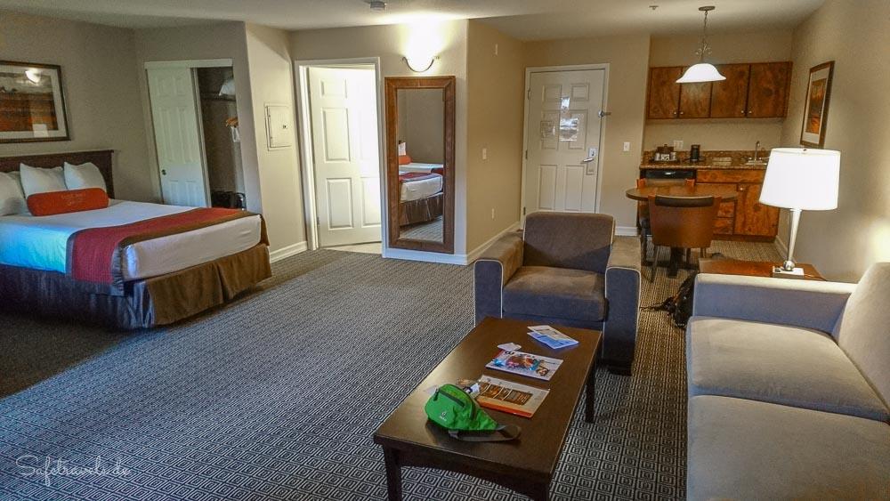 Las Vegas - Suite im Tuscany Suites & Casino