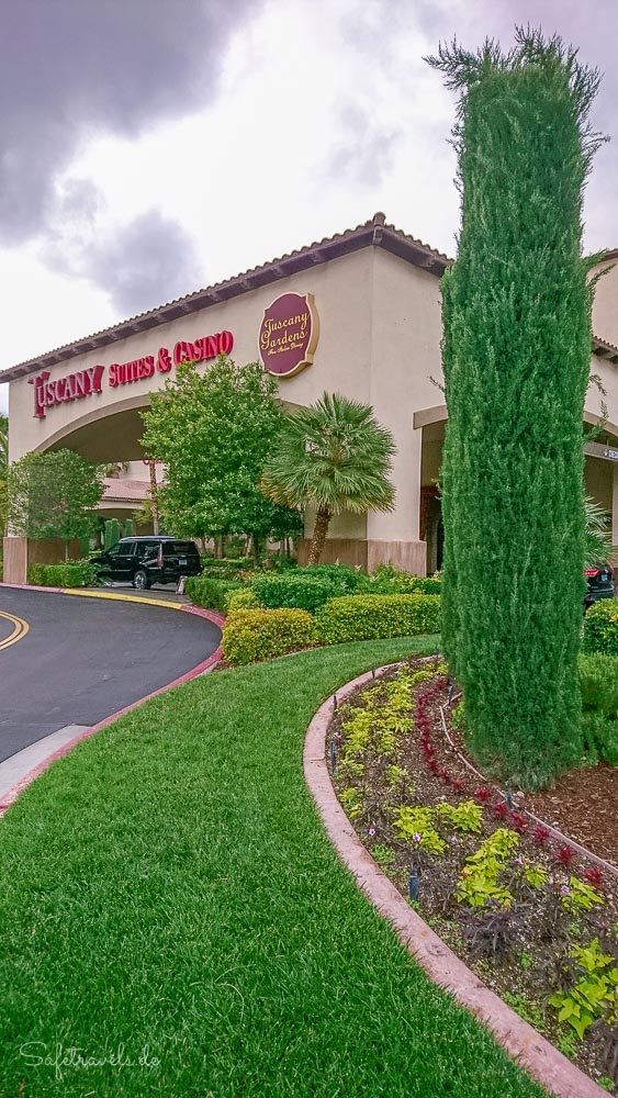 Las Vegas Tuscany Suites & Casino