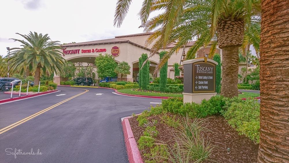 Las Vegas - Tuscany Suites & Casino