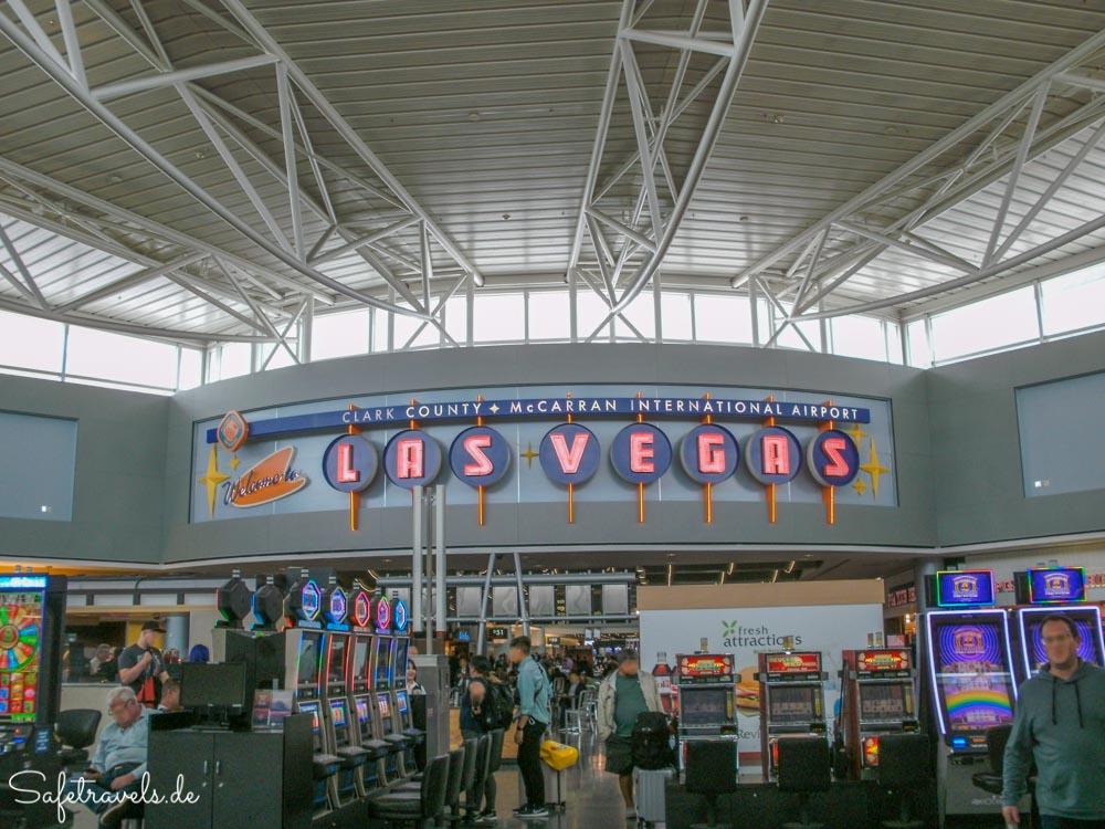 Mc Carran Airport Las Vegas - Terminal 3