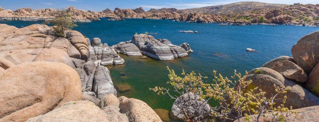 Von Phoenix nach Las Vegas über Watson Lake, Seligman und Chloride