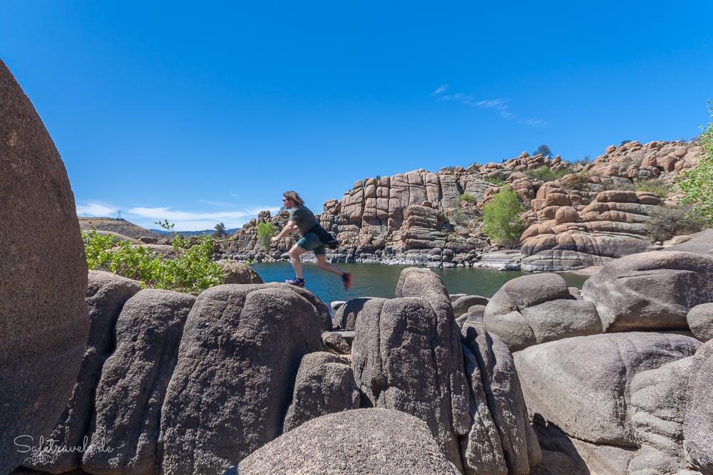 Watson Lake - Prescott Arizona