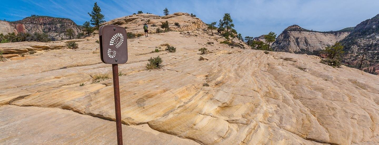 Zion National Park – Wandern auf dem West Rim Trail
