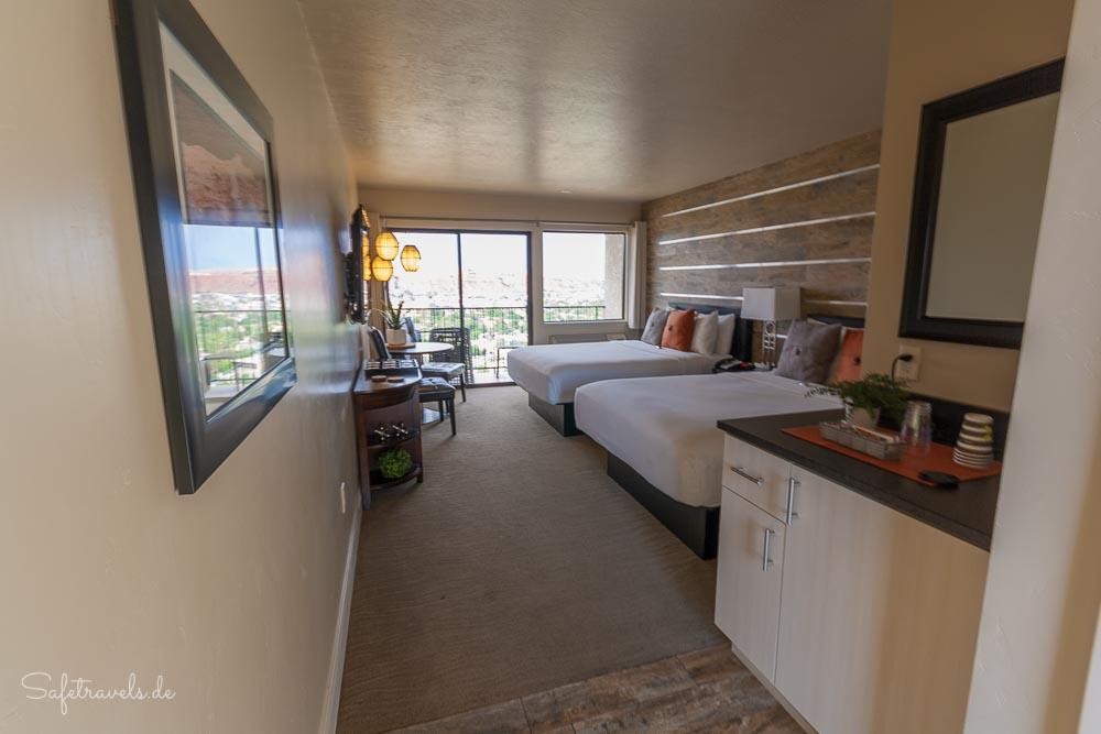 Inn on the Cliff - gemütliches Zimmer