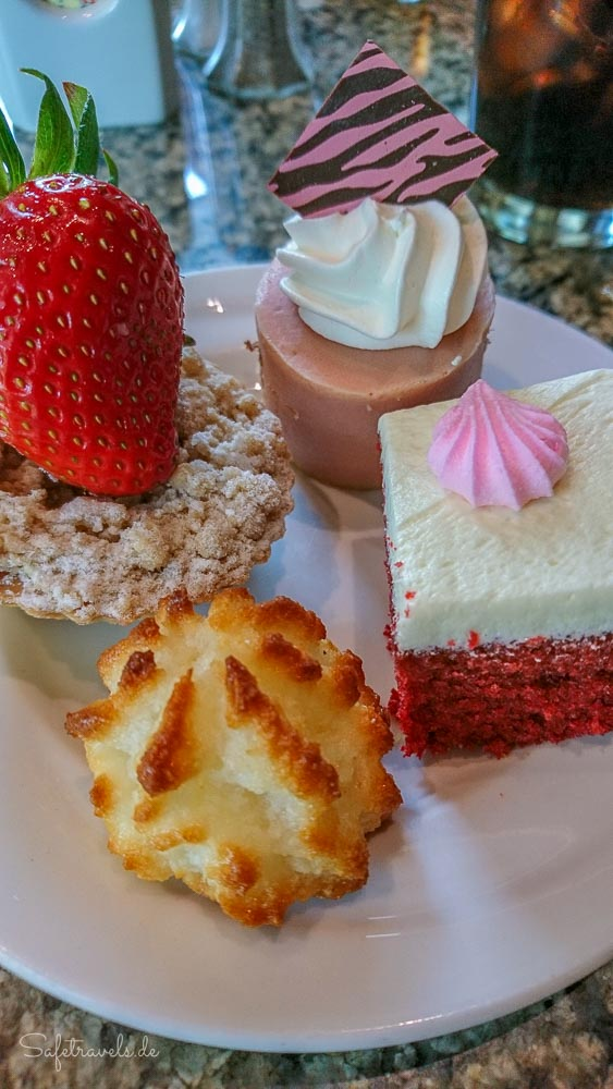 Las Vegas Buffet - Dessert im Mandalay Bay