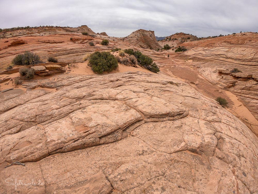 Grand Staircase Escalante - Unnamed Canyon