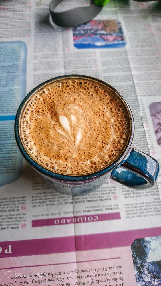 Kiva Koffeehouse - der beste Kaffee rund um Escalante