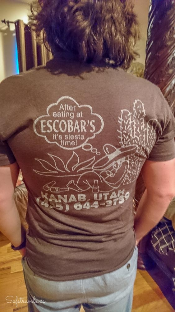 Escobar's Mexican Restaurant in Kanab
