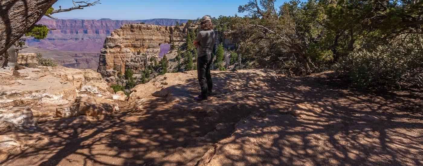 Grand Canyon North Rim Cape Royal Blog Titel