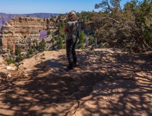 Grand Canyon North Rim – Aussichtspunkte an der Cape Royal Road
